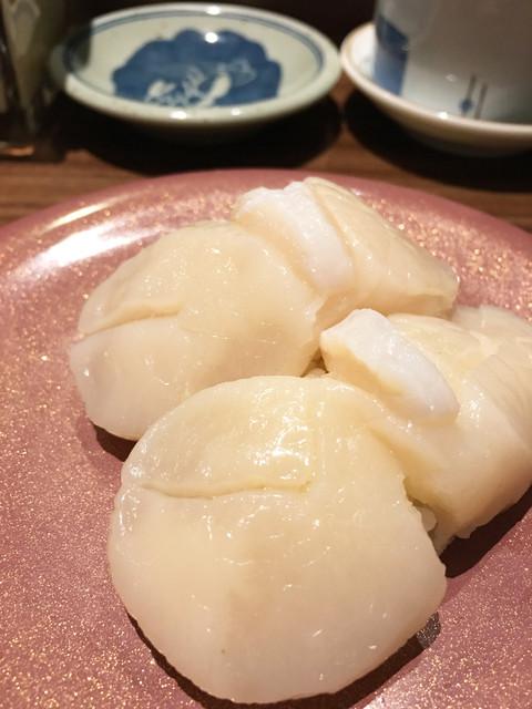 回転寿司 ぱさーる - ほたて