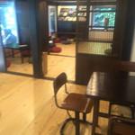 古民家カフェ鍵屋 - イス席もありました