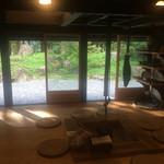 古民家カフェ鍵屋 - 紅葉の季節にまた来たいです