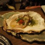 ラ ボワット アン ボワ - 岩牡蠣