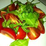 シシリヤ - トマトとルッコラ