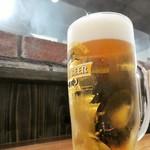 呑々本店 - ドリンク写真:生ビール大¥750