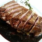 ふらんす食堂 Bistro マルハチ - 料理写真:西米良鹿のグリエ