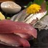 豊八 - 料理写真:秋刀魚の刺身