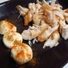 田村精肉店 - 料理写真:孤独のグルメの「鳥の一夜干し」再現