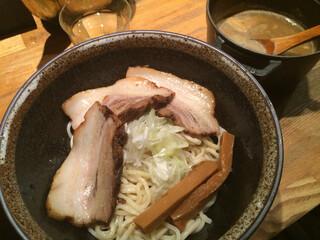 北野坂 奥 - 焼豚つけ麺