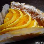 55647127 - 国産バレンシアオレンジのタルト