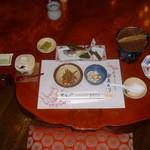 秘境の宿 雪あかり - 夕食