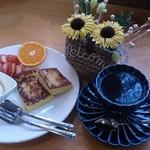 うちここカフェ - 料理写真: