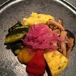 55648027 - お野菜の前菜盛り