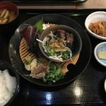 55649945 - これやき定食(1180円+税)