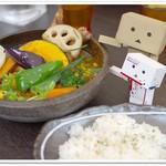 Rojiura Curry SAMURAI. - チキンと一日分の野菜20種