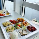 展望レストラン シーガルキッチン - 海を見ながらのランチ