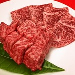 牛'z - 料理写真:伊萬里牛イチボ