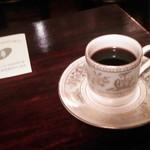武蔵野珈琲店 - ドゥミタスコーヒー