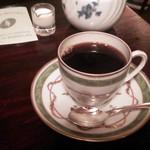 武蔵野珈琲店 - ブレンドコーヒー
