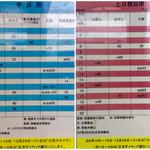 西脇大橋ラーメン - 【おまけ写真】神姫バスに乗り換え。間もなく来る11:40発の「山寄上」行きに乗る。