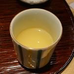 東麻布 天本 - 白川と鯛のスープ