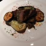55658093 - 1609 セルベセリア ルービロポッサ イベリコ豚と野菜のロースト