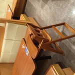 パスタデココ - お子様用の椅子をご用意できます