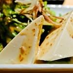 向日葵 - 豆腐サラダ