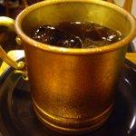 プアハウス - アイスコーヒー