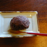 5566898 - おはぎ(100円)(2010/09/21)