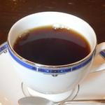 豆煎坊 - ドリンク写真:パナマ・ハートマン・ブラックワイニー