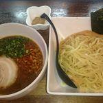 まるわ - 料理写真: たんたん辛つけ麺