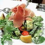イタリアンキッチン いしかわ - ディナータイム・3780円コース 冷前菜