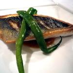 イタリアンキッチン いしかわ - ディナータイム・3780円コース 魚料理