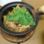 55664411 - 三杯鶏(サンベイジー)1,620円