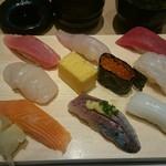 魚寅鮨 - 魚寅にぎり
