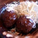 芝浦食肉 - サラダ&肉団子