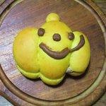 ラ・ブランジュリ・キィニョン - かぼちゃオバケパン