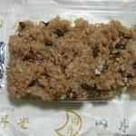 田月堂 - 赤飯500円
