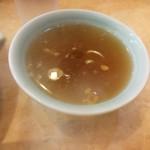 55670535 - 添え物のスープ