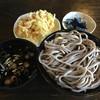 伊勢そば - 料理写真:もり天201607