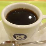 ティーシー コーヒー ファクトリー - ホット珈琲