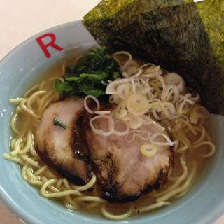 らーめんR - 料理写真:ラーメン'(並)¥750