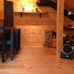 コーローカフェ - 2階席