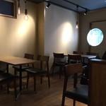 うさぎや CAFE - 店内