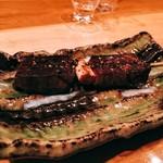 翁 - 大トロの串焼き