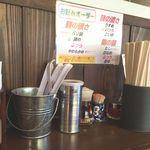 クリーミーTonkotsuラーメン 麺家神明 - 201607