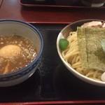 55677515 - 特製濃厚煮干つけ麺(大)