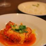 チーチョス - トリのトマト煮