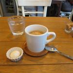 ルーズカフェ - ブレンドコーヒー