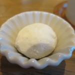 ルーズカフェ - 小さな焼き菓子アップ