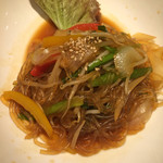 つぼキムチ - 野菜たっぷりチャプチェ