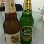 タイーヤータイ - やっぱりタイのビールで!